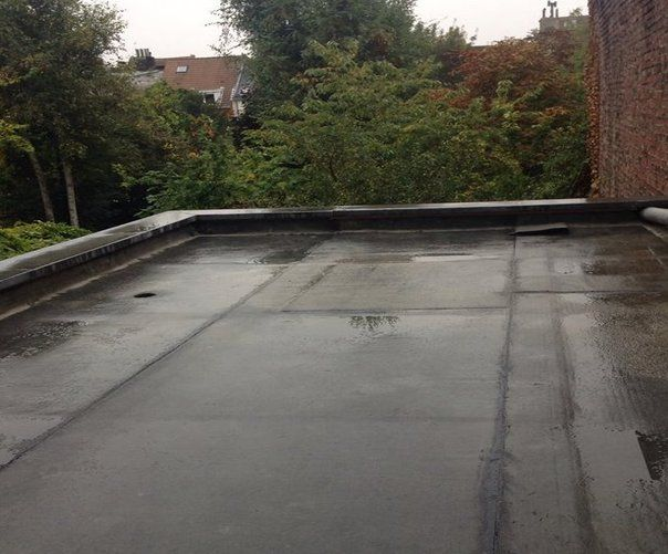 toiture-plat-roofing